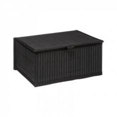 Κουτί bamboo Μαύρο 25cm 5five