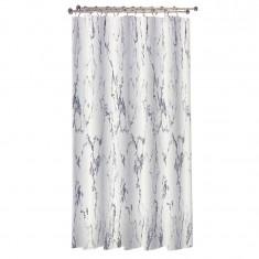 Κουρτίνα Μπάνιου Marbles Υφασμάτινη 180x180cm