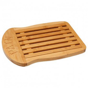Επιφάνεια κοπής Για το Ψωμί Bamboo jja