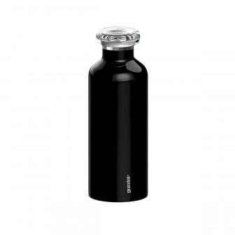 Μπουκάλι Θερμός Guzzini Black 500ml