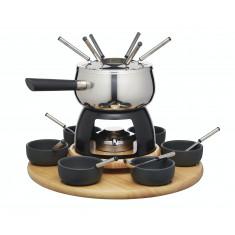 Φοντύ Σετ 6 ατόμων Inox Artesa Kitchencraft