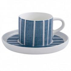 Φλιτζάνι Τσαγιού Πορσελάνης Blue Breezel Blue R2S 225ml
