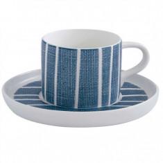 Φλιτζάνι Καφέ Πορσελάνης Blue Breezel Blue R2S 120ml