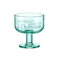 Ποτήρι Παγωτού Graphica 280ml Green Bormioli Rocco