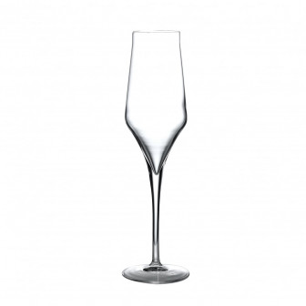 Ποτήρι Σαμπάνιας Κρυστάλλινο Luigi Bormioli 240ml Σετ 6 Τμχ Supremo