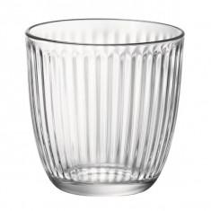 Ποτήρι Κρασιού Line Διάφανο 295ml Σετ 6τμx. Bormioli Rocco