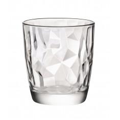 Ποτήρι Ουίσκι Bormioli Diamond διάφανο 30,5cl
