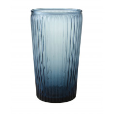 Ποτήρι Νερού - Αναψυκτικού  Laura ashley Σετ 6τμχ. 400ml Μπλε