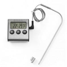 ΘΘερμόμετρο Ηλεκτρονικό Ψηφιακό Με Χρονοδιακόπτη