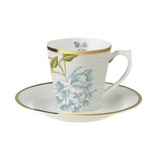 Φλιτζάνι Espresso Laura Ashley Cobbestone Fine Bone China Heritage