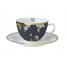 Φλιτζάνι Τσαγιού Laura Ashley Midnight Fine Bone China Heritage