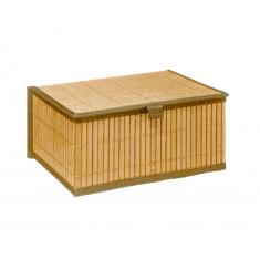 Κουτί bamboo Φυσικό 25cm 5five