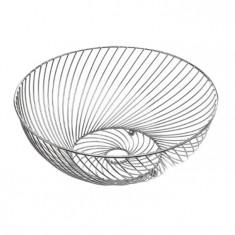 Φρουτιέρα Spira Μεταλλική Στρογγυλή Inox 30cm Secret de Gourmet