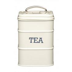 δοχείο kitchencraft μεταλλικό tea living nostalgia
