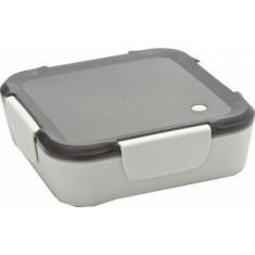 Φαγητοδοχείο Πλαστικό BPA FREE Smash Grey 650ml Ecolife