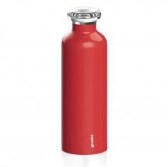 Μπουκάλι Θερμός On the Go Guzzini Red 750ml