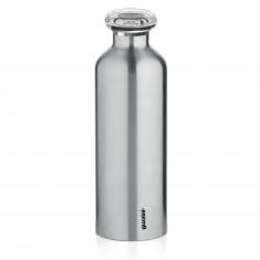 Μπουκάλι Θερμός On the Go Guzzini Silver 750ml
