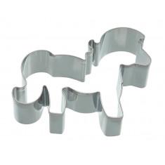 κουπ-πατ μεταλλικό αλογάκι 9,5cm kitchencraft