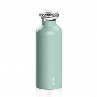 Μπουκάλι Θερμός On the Go Guzzini Pistachio 500ml