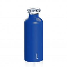 Μπουκάλι Θερμός On the Go Guzzini Blue 500ml