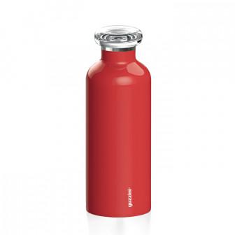 Μπουκάλι Θερμός On the Go Guzzini Red 500ml