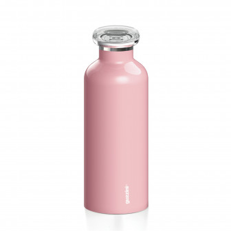 Μπουκάλι Θερμός On the Go Guzzini Pink 500ml