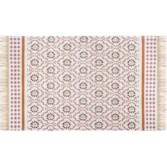 Χαλί Mosaiq Εσωτερικού Χώρου Βαμβακερό 120Χ170 Atmosphera