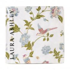 Χαρτοπετσέτες Πολυτελείας Laura Ashley White 20τμχ.