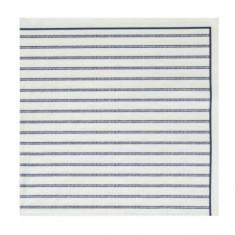 Χαρτοπετσέτες Πολυτελείας Laura Ashley Candy strip Blueprint 20τμχ.
