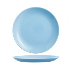 Πιάτο Ρηχό Diwali 25cm Luminarc Light Blue