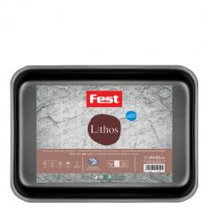 Ταψί Αντικολλητικό Lithos Fest 41cmx32cm