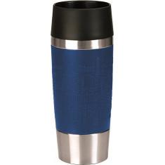 Ποτήρι Θερμός Ανοξείδωτο Tefal Fun Μπλε 360ml