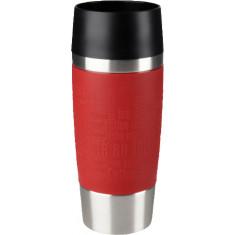 Ποτήρι Θερμός Ανοξείδωτο Tefal Fun Κόκκινο 360ml