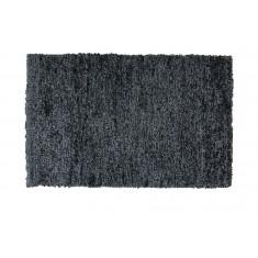 Χαλί Αθηνά Εσωτερικού Χώρου Γκρι Σκούρο 55Χ90