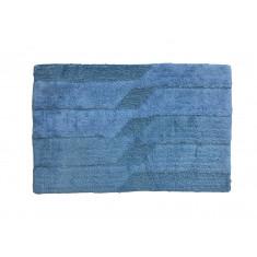 Πατάκι Μπάνιου Κοραλίνο Μπλε 50x80cm