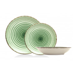 Σερβίτσιο Φαγητού Green Avanos Σετ 20Τμχ Gural