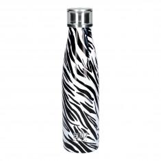 Παγούρι-Θερμός Ανοξείδωτο Bilt Zebra 500ml Kitchencraft