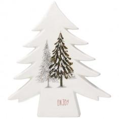 Διακοσμητικό Κεραμικό Δέντρο Linea Megeve 20cm Andrea Fondebasso