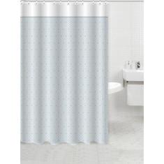 Κουρτίνα Μπάνιου Cross Υφασμάτινη 180x180cm