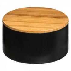 Κουτί Αποθήκευσης Με Καθρέφτη Black 5five