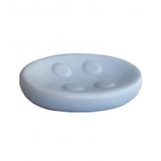 Θήκη Για Σαπούνι Κεραμική Γαλάζιο Mat