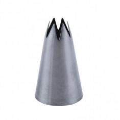 Μύτη Ζαχαροπλαστικής Αστέρι 1,7cm De Buyer