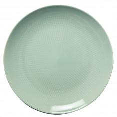 Πιάτο Ρηχό 21cm Κεραμικό Tirquize Dots Happy Ware Alfa