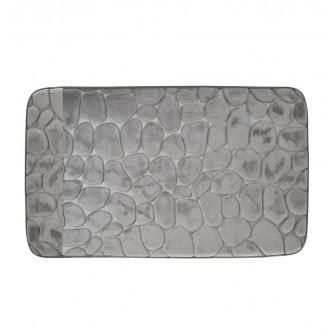 Πατάκι Μπάνιου Memory Foam Grey 50X80cm