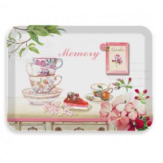 Δίσκος Σερβιρίσματος Μελαμίνης Memory 37cm