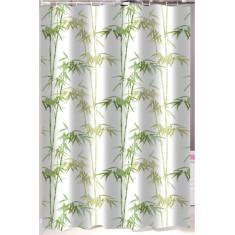 Κουρτίνα Μπάνιου Jungle Υφασμάτινη 180x180cm