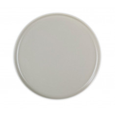Πιάτο Ρηχό Κεραμικό Nordic 28cm Grey Mat Happy Ware