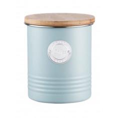 Δοχείο Μεταλλικό Για Καφέ Living Light Blue Typhoon