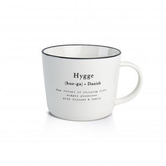 Κούπα Πορσελάνης Dutch Rose Hygge 210ml