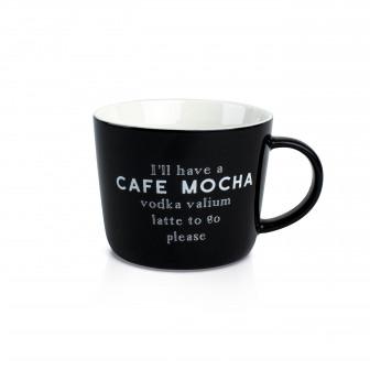 Κούπα Πορσελάνης Dutch Rose Cafe Mocha 210ml